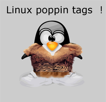 Linux poppin tags by MAllenWest
