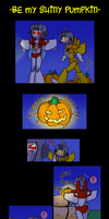TF - Sunstorm x Starscream be my shiny pumpkin by Cloud-Kitsune