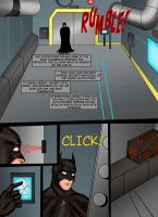 JUSTICE LEAGUE: battle of the watchtower page 4 by ArtbyMiel