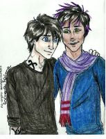 TMI couples #2 - Malec by Linaia