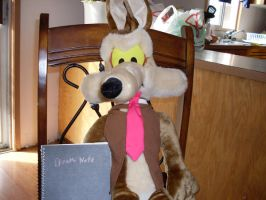 Wile E is Kira by northernlight33