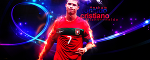 Cr7 by HeshamGFXER