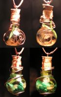 Magic Vials - Custom Set Zoesensei by Izile