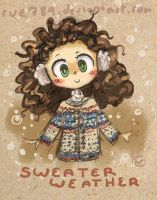 Sweater Weather by rue789