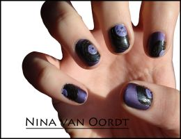 Vinyl Nails by Ninails