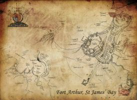 Fort Arthur, St James' Bay by GeneralVyse