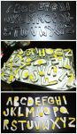 Egg Typography by nHieY