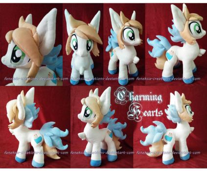 Charming Hearts by Feneksia-Creations