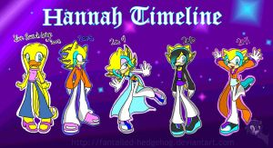 Hannah Timeline by Fantailed-Hedgehog