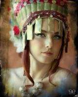 Temna Fialka: Queen of Summer by NightshadeBeauty