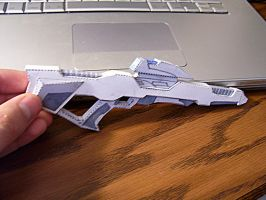 Phaser rifle- beta prototype by shrakner
