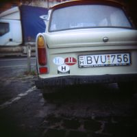 Trabant by jamidodger84