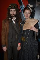 Cosplay - Steampunk Pair by Art47