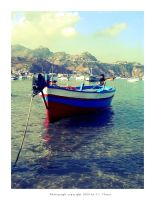 Sicilian Fisher Boat by Docca
