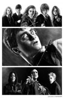 Harry Potter: Friends And Foes by Jon-Snow
