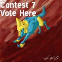 Contest 7 Vote Here by pokemon-canine-club