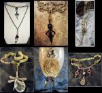 New Necklaces Sept 2011 by KCarey