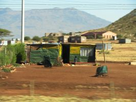 Metal Shack in South Africa by crimsonsun1902
