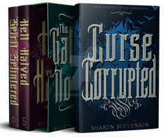 The Gallows Novels Boxed Set Sharon Stevenson by Dafeenah