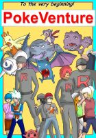 PokeVenture Cover by Edowaado