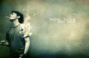 THINK TWICE ABOUT ENDING by enricomccracken