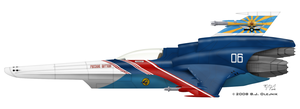 Viper Mk VII - Russian Knights by BJ-O23