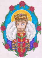 King Of Many Colours by im-a-nobody