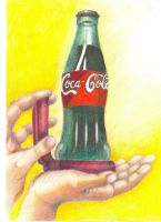 coca cola by isaac-laforete