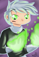 Danny Phantom - What the...? by ArcherVale