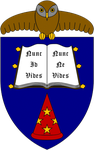 Unseen University coat of arms by teletran