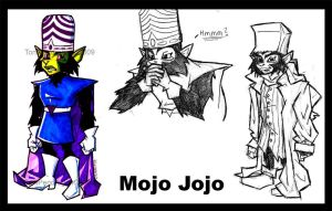 Mojo Jojo by ToniPendragon