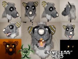 Nameless Head Commission by TwistedTerrace