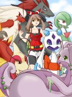 ORAS Team by adrianaloleng