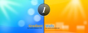 Gradients Walls by operian