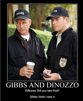NCIS Motivational Poster 1 by TheeKozakura