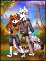 that's autumn by AnnetPeas