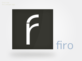 Logo concept  - firo by tihoroot
