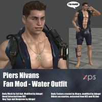 Piers Nivans FanMod Water Outfit by Adngel