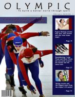 Olympic Magazine by For-Always