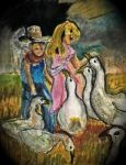 Little House by the Prairie by stellarsojourner