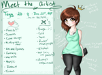 Meet the Artist by TayyKitsune