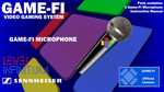 Game-Fi Microphone Boxart by LevelInfinitum