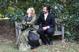Victorian Couple 16 by Digimaree