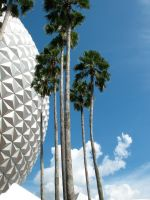 Epcot Spaceship Earth 7 by WDWParksGal-Stock