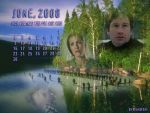 Calendar June 2008 by DanaAnderson