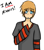 OC: I am Nibbles by Easily-Addicted