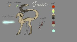 Baze [simple ref] by LordChewingGum