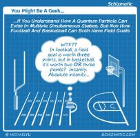 You Might Be A Geek #6 by schizmatic
