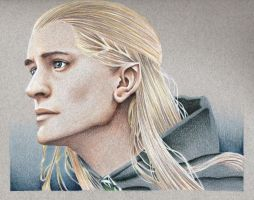 The Prince of Mirkwood by judyeve