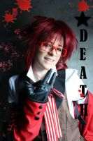 Grell Sutcliffe by Draghessa